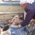 مجزرة سعودية جديدة في صعدة توقع 10 شهداء جميعهم أطفال ونساء صور