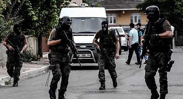 أنقرة تعلن إحباط هجوم لداعش في اسطنبول