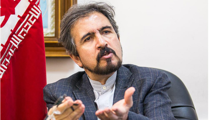 طهران: مزاعم البحرين حول إيران مرفوضة