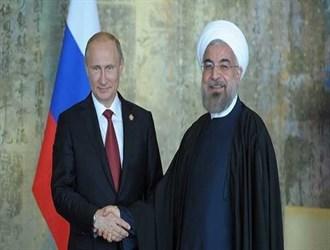 لقاء قريب بين بوتين وروحاني
