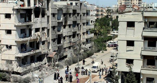 ملف حي الوعر في حمص يطوي صفحته الأخيرة