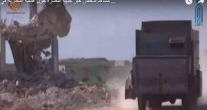مشاهد تدحض خبر جبهة النصرة حول عملية انتحارية في قمحانة