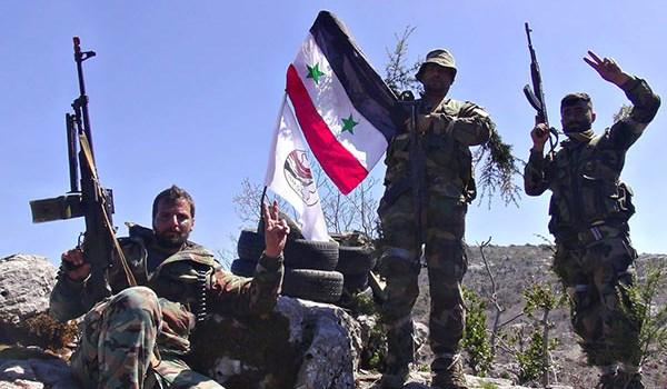 الجيش السوري وحلفاؤه يحررون 300 كم مربع بريفي السويداء