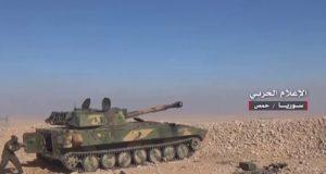 الجيش السوري يتقدم بريف حماة ويدمّر نفقاً بريف دمشق