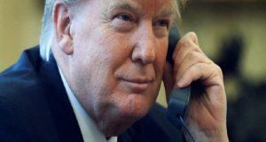 """ترامب يتخلى عن """"سامسونغ"""" لصالح """"آيفون""""..والسبب؟"""