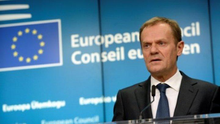 انتخاب دونالد توسك رئيسا للمجلس الاوروبي لولاية ثانية