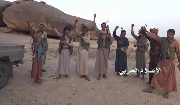 إحراق آليات لمرتزقة السعودية بعملية عسكرية مباغتة في الجوف