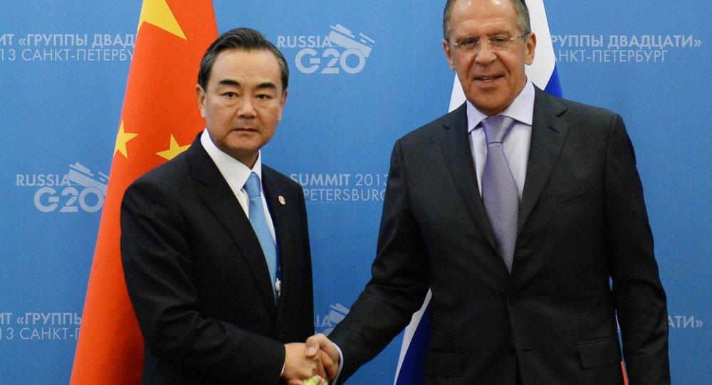 #الصين: سنساهم في التسوية السياسية في #سوريا إلى جانب #روسيا