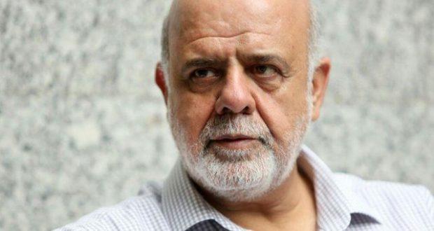 السفير الإيراني في بغداد: ايران تدعو الى عراق قوي وآمن وموحد
