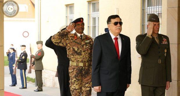 قائد القيادة العسكرية الأمريكية في إفريقيا: لن يكون هناك أي حل عسكري في ليبيا