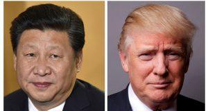 شي وترامب يبحثان هاتفيا العلاقات الثنائية والوضع في شبه الجزيرة الكورية