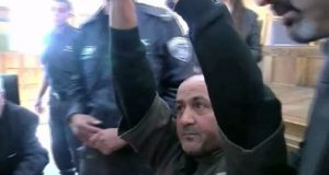 تدهور صحة الأسير مروان البرغوثي