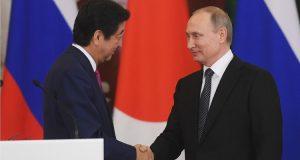 طوكيو: المحادثات بين آبي وبوتين كانت صريحة للغاية