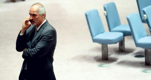 الجعفري: كان يمكن إنهاء الأزمة السورية خلال 24 ساعة!
