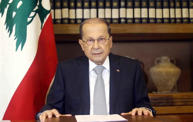 """الرئيس عون يؤكد رفض لبنان إعلان """"قمة الرياض"""""""
