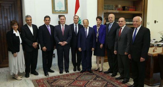 عون يحذّر من العقوبات الأميركية بحق أحزاب وشخصيات لبنانية