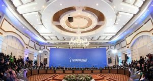 كازاخستان: الجولة المقبلة من مباحثات استانا في الـ 3 من ايار