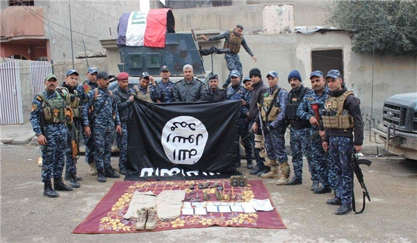 العراق: السيطرة على ديوان صحة داعش بأيمن الموصل ومقتل قيادي بالتنظيم روسي الجنسية