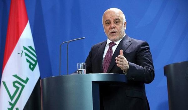 العبادي: سيتم التوافق على خروج العراق من الفصل السابع خلال الشهرين المقبلين
