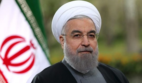 روحاني: سياستنا اقامة علاقات جيدة مع الجوار حتى السعودية لو ابدت استعدادها