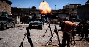 """""""قادمون يانينوى"""" تعلن تحرير حي التنك في ايمن الموصل"""