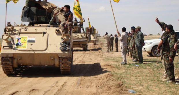 العراق: عمليات تحرير قضاء الحضر تتقدم