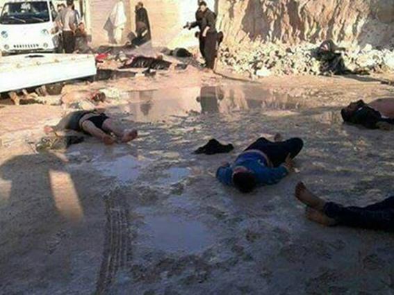 """""""زلة لسان"""" تفضح الكثير عن مجزرة الكيماوي في سوريا!"""