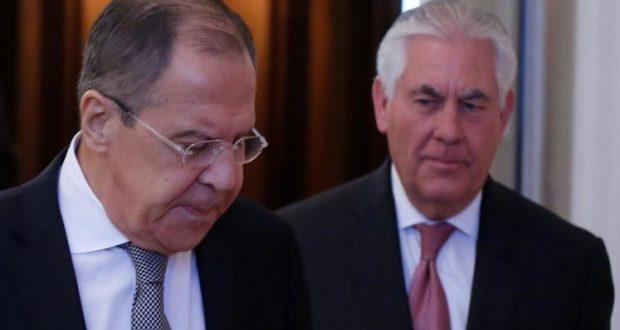 هكذا استقبل بوتين وزير الخارجية الأمريكي؟!