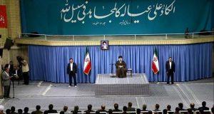 السيد الخامنئي: المشاركة الواسعة في الانتخابات الرئاسية حصانة لايران وحماية لها من الأعداء