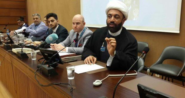 """الشيخ السلمان: دعوى حل """"وعد"""" إستمرار لمشروع تقويض المجتمع المدني والأهلي في البحرين"""