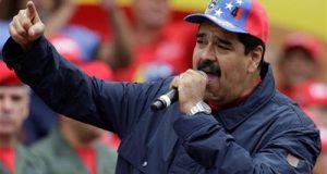 مادورو يعد بالكشف عن الوجه الحقيقي للمعارضة الفنزويلية