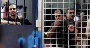 الأسرى الفلسطينيون عازمون على مواصلة إضرابهم عن الطعام