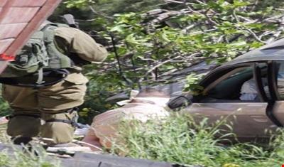 مقتل جندي إسرائيلي في عملية دهس بالضفة الغربية
