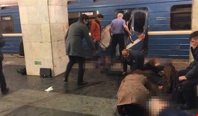 جماعة مرتبطة بالقاعدة تعلن مسؤوليتها عن هجوم سان بطرسبرغ