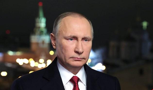 """بوتين يتحدث عن التحضير لـ """"استفزاز كيمائي"""" جديد في سوريا"""