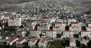 مشروع لبناء 25 ألف وحدة استيطانية في القدس وعلى طرفي الخط الأخضر