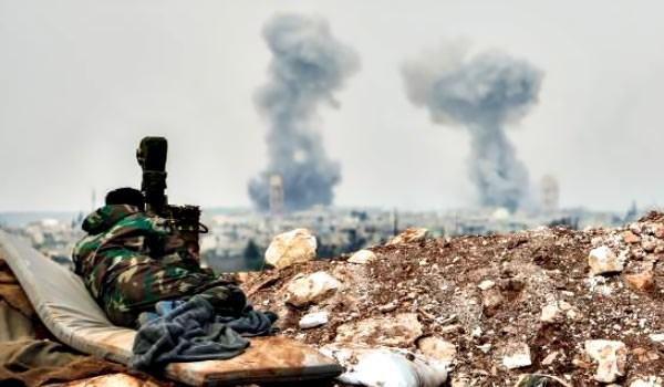 الجيش السوري يستأنف عملياته باتجاه حلفايا بالريف الشمالي لحماه