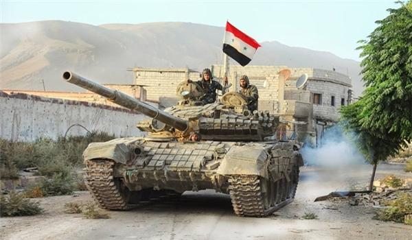 الجيش السوري يحكم سيطرته على مساحات جديدة بريف حمص الشرقي