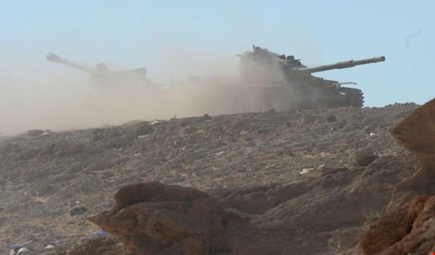 الجيش السوري يسيطر على خربة عندان بريف حلب وجبل الأبتر بتدمر