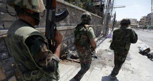 عملية دقيقة للجيش السوري في القابون.. وهذه مكاسبه
