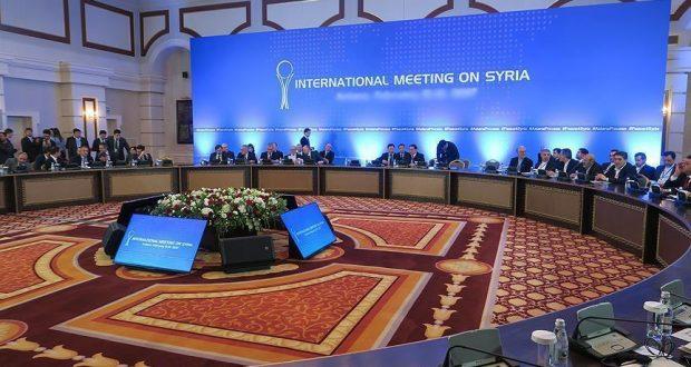 """موسكو تعلن عن موعد الجولة الجديدة لاجتماع """"أستانة"""""""