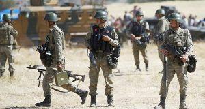 مقتل 17 جنديا تركيا في الشمال السوري