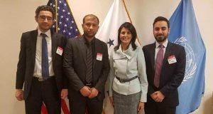 """الخداع في سوريا برعاية أميركية… هيلي لـ""""الخوذ البيضاء"""": نحن ندعمكم"""