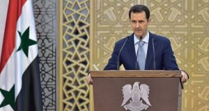 هكذا عايدت الرئاسة السورية اللبنانيين بعيد المقاومة والتحرير