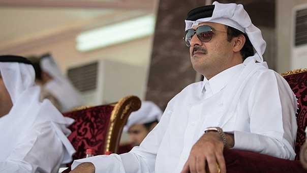 أمير قطر يزور الكويت الأربعاء