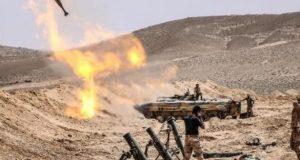 """تفاصيل هجوم الجيش السوري ضد """"داعش"""" بدير الزور"""