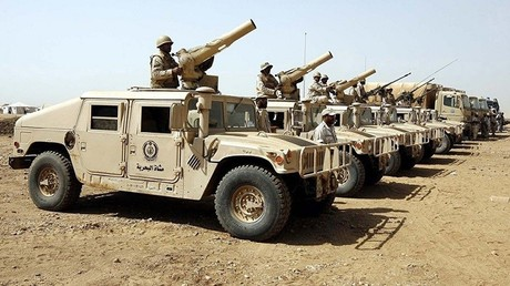 محادثات سعودية - أمريكية بشأن مبيعات أسلحة بمليارات الدولارات