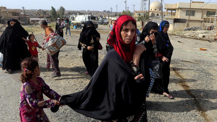 الأمم المتحدة: عودة 120 ألف نازح إلى الموصل