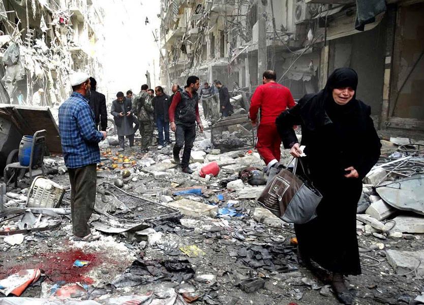 اتصالات مُكثّفة للجيشين الروسي والأمريكي في سورية
