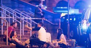 19 قتيلا في انفجار وقع انفجار بمدينة مانشستر البريطانية